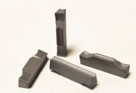 Carbide Parting and Grooving Inserts
