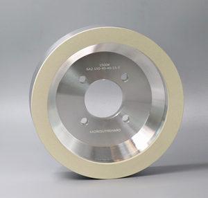 Vitrified diamond grinding wheel for PCD Tools
