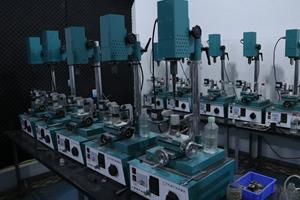 Advanced processing equipment